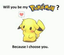 cute pokemon love quotes