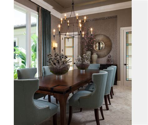 10 Elegant Ideas For Decorating Your Dining Room