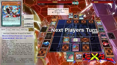 card game yu gi oh trading yugioh games pendulum duel vs binary