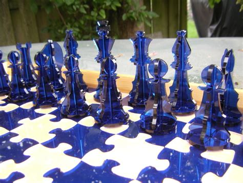 chess set derivative  jigsaw chessboard  jwrm thingiverse