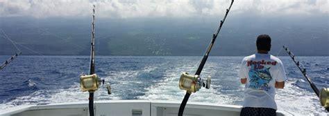Fishing Charter Boat Hawaii by Deep Sea Sportfishing In Kailua Kona Hawaii Hooked Up