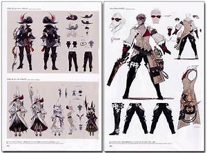 Final Fantasy XIV 14 Heavensward The Art Of Ishgard