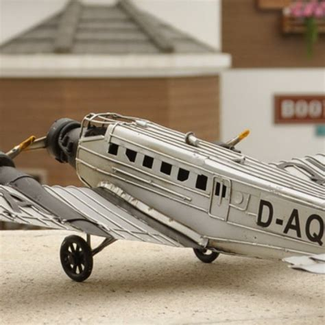 continental kitchen cabinets vintage aircraft junkers ju 52 iron miniature 2553