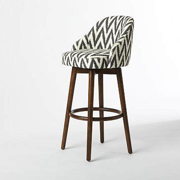 saddle counter stool crosshatch steel ivory bar counter
