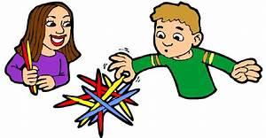 Clip Art - Clip art playing children 395864