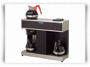 Bunn Coffee Maker Parts Manual