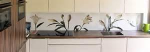 küche nischenverkleidung pimpyourkitchen küchen bei unsere kunden weisse lilien bei ine