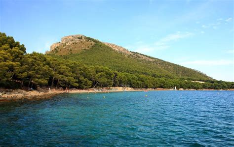 turquoise area the 10 most beautiful coves in mallorca