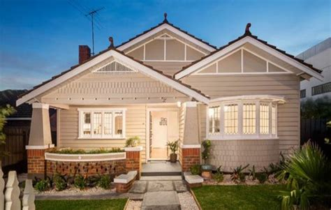 California Bungalow Melbourne