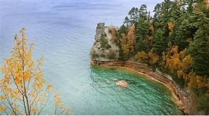 Nature Michigan Rocks Pictured National Lakeshore 5k