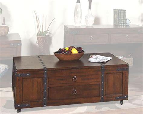 Sunny Designs Santa Fe Coffee Table With Lift Top Su3211dcc