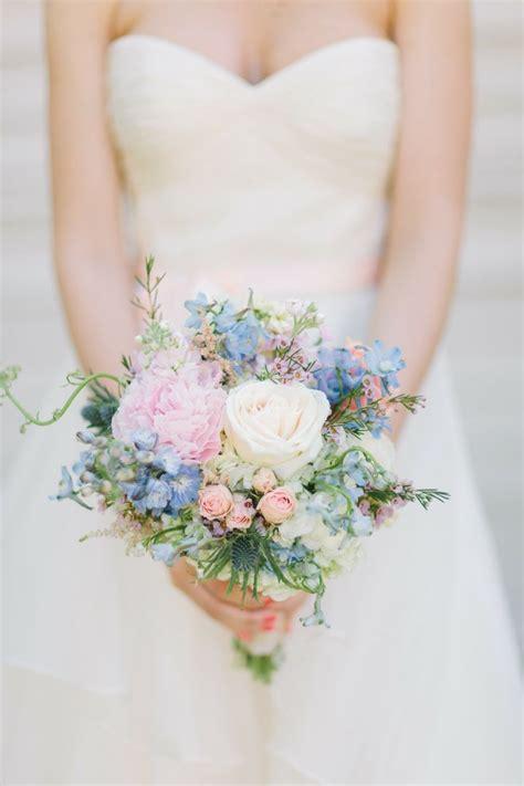 spring wedding bouquetspastel bridal bouquet wedding
