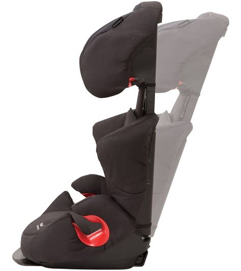 siege rodi air protect maxi cosi rodi airprotect booster car seat total black