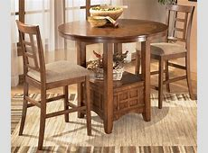 Cross Island Oval Counter Height Extendable Dining Room