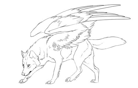 Wolf Pack Coloring Pages - Democraciaejustica