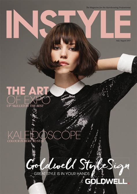 INSTYLE JULY/AUGUST 2017 by The Intermedia Group Issuu