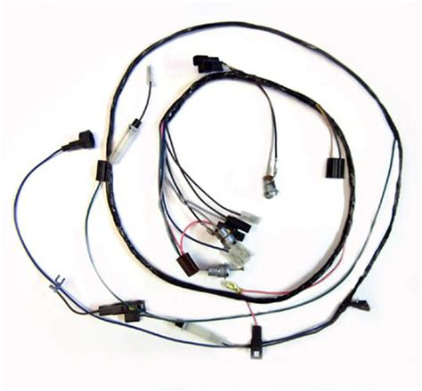 Pontiac Gto Wiring Harnes by Rally Adapter Wiring Harness 1965 Pontiac Gto