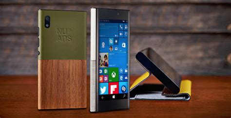 windows 10 smartphone nuans neo ready to leave