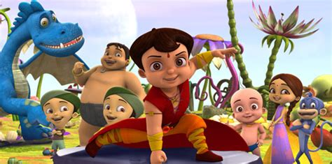 Super Bheem Cartoon Shows, Online Games And Videos At Pogo