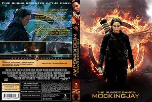 Image Gallery Mockingjay Dvd-cover 2015