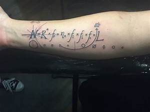 35  Physics Tattoos Ideas