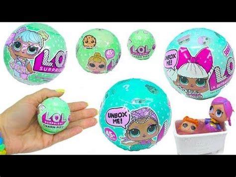 lol surprise bath fizz maker lol doll bath bombs diy