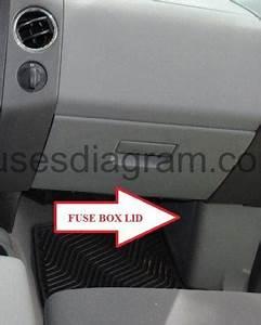 Fuse Box Ford F150 2004