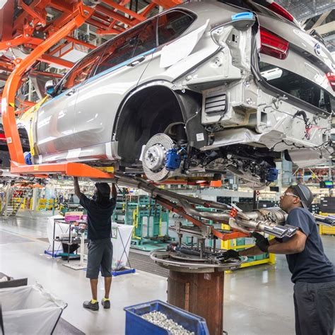 facility planned  bmw manufacturing