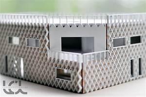 Architectural Models - Laser Cutting Lab, LLC