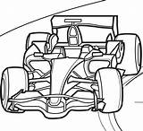 Coloring Pages F1 Race Track Racing Horse Speed Racer Printable Cars Template Print Pa Getcolorings Sheets Rocks Templates Popular sketch template