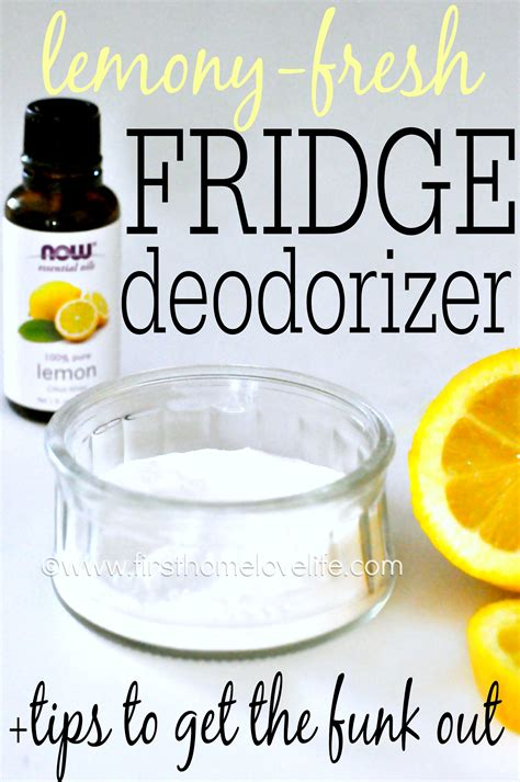 how to keep your fridge smelling fresh and tips for