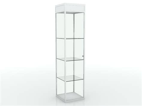 chaises deco vitrine colonne blanc optima installation générale