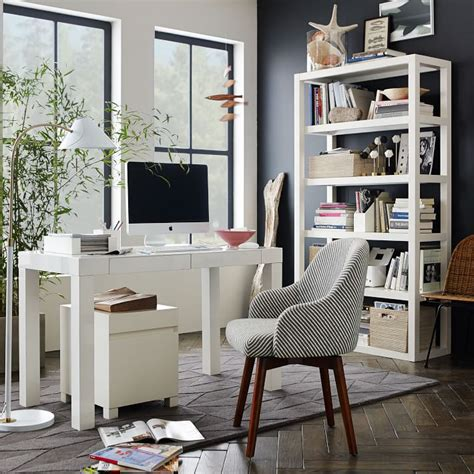 west elm office desk 8 chic office chairs that will sweep you off your seat