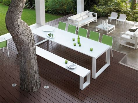 modern outdoor furniture models  enhancing outdoor