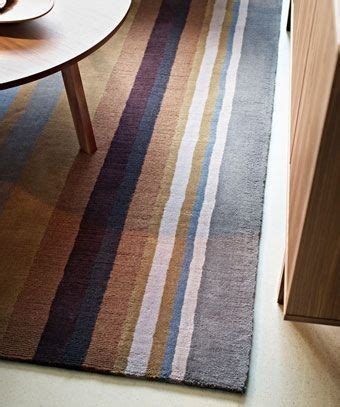 ikea teppich stockholm carpets up of stockholm striped brown low pile rug in 100 wool serre interior rugs