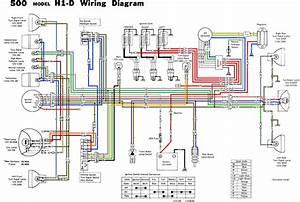 Kawasaki H1d Wiring Diagram