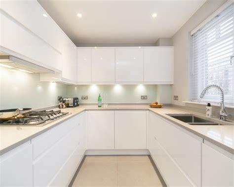 white modern kitchens houzz