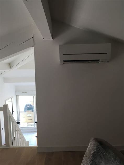fourniture et pose climatiseur mitsubishi electric marseille vente et pose climatisation et