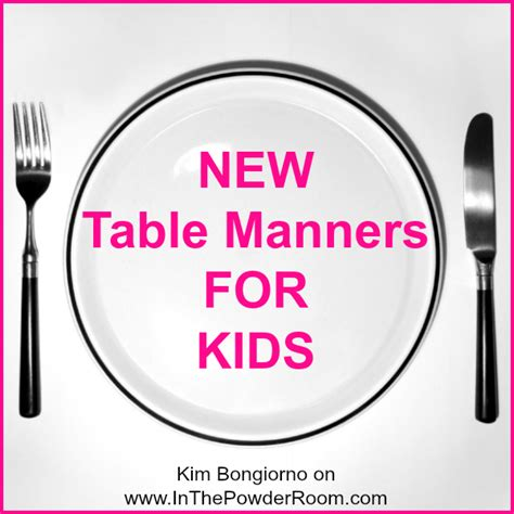 billy lai table manners this is part of the manners belt table manners for kids www imgkid com the image kid