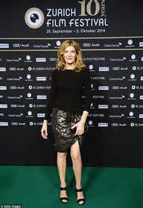 rene russo shoes rene russo 60 shows off her lovely legs in shimmering