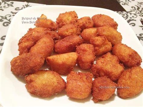 cuisine beignets beignets de manioc du cameroun recette d afrique de l