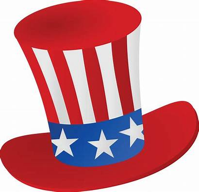 Hat July 4th American Patriotic Clipart Uncle