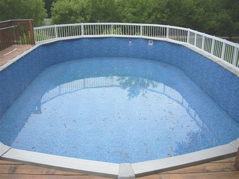 Ten Swimming Pool Liners Above Ground Pools