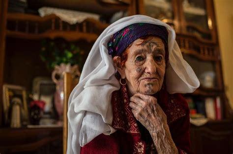 inked  proud meet   tattooed women  algeria