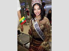 ExMyanmar beauty queen accused of stealing crown The