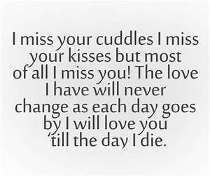 25+Romantic I Miss You Quotes - Style Palace