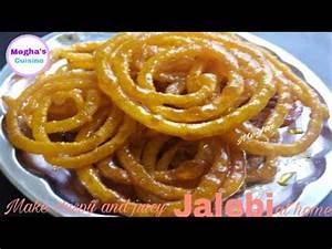 Crispy and juicy jalebi recipe: how to make jalebi crispy ...