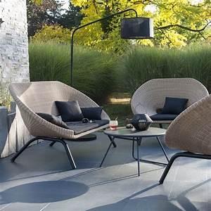 les 25 meilleures idees de la categorie salon de jardin With idee pour jardin exterieur 4 amenager une terrasse design sans perdre de place