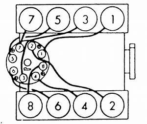 Spark Plug Wire Change 5 7 Tbi