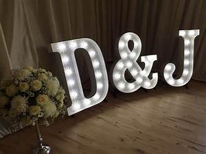 secondhand prop shop illuminated letters full alphabet With light letters for sale